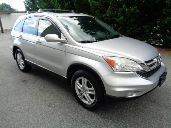 2010 Honda CRV EX-L 2.4L 4Cyl. Auto Leather *WE FINANCE!*