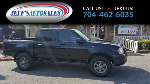 2004 Nissan Frontier XE-V6 Crew Cab 2WD