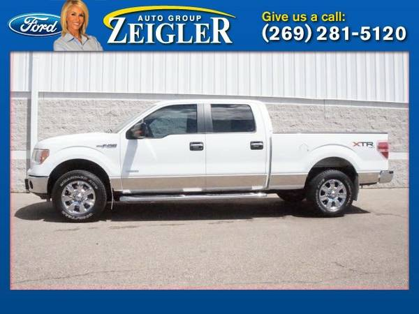 2013 Ford F-150 XLT Truck F-150 Ford
