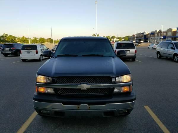Chevrolet Crew Cab 4x4 Silverado