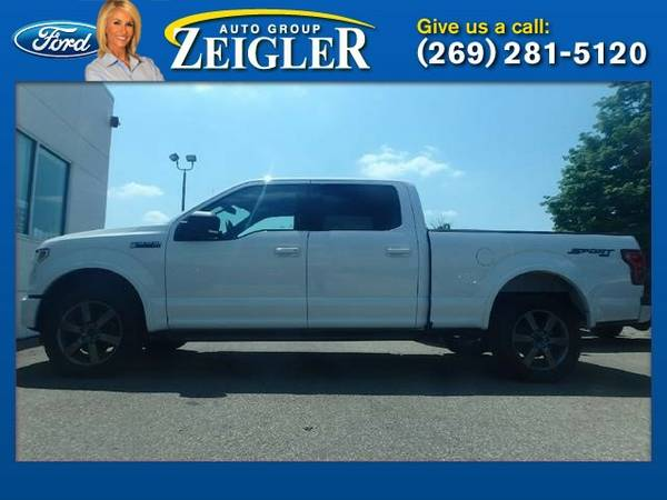 2015 Ford F-150 XLT Truck F-150 Ford