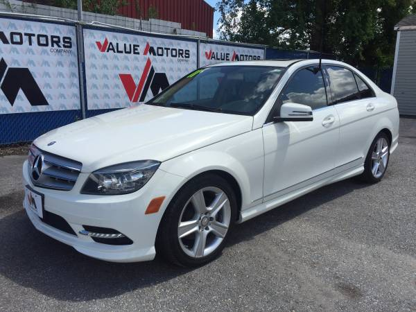 ★★★MERCEDES-BENZ C300►$1799 DOWN-99.9%APPROVED