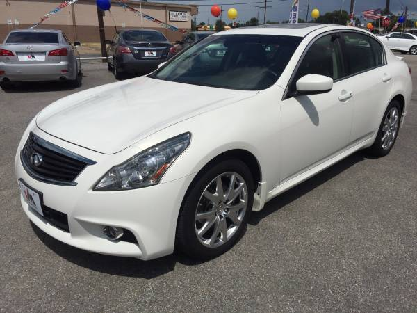 ★★★INFINITI G37 SPORT►$2199 DOWN-99.9%APPROVED