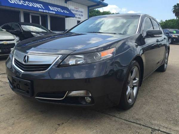 2012 Acura TL SH-AWD 4DR w/Technology Package