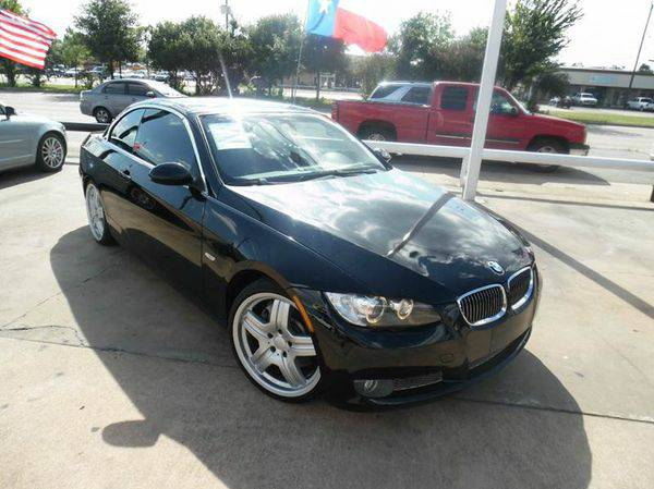 2007 *BMW* *3* *Series* 335i 2dr Convertible **Manager's Special**