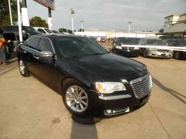 2012 *Chrysler* *300* C 4dr Sedan **Manager's Special**