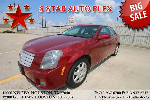 2006 Cadillac CTS 2.8L *ONLY $300 DOWN* -We Finance ALL-