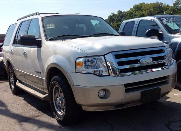 2007 Ford Expedition Eddie Bauer-IN HOUSE FINANCE ! NO CREDIT CHECK !