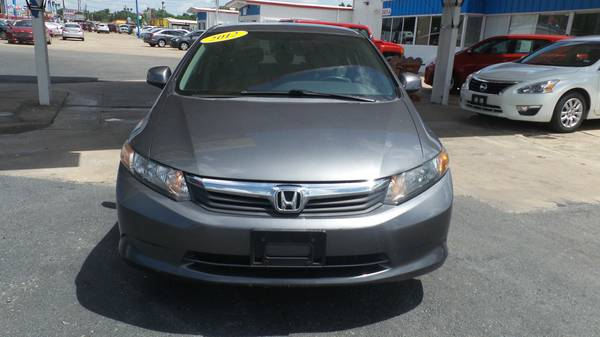 2012 HONDA CIVIC ! IN HOUSE FINANCE BUY HERE PAY HERE !