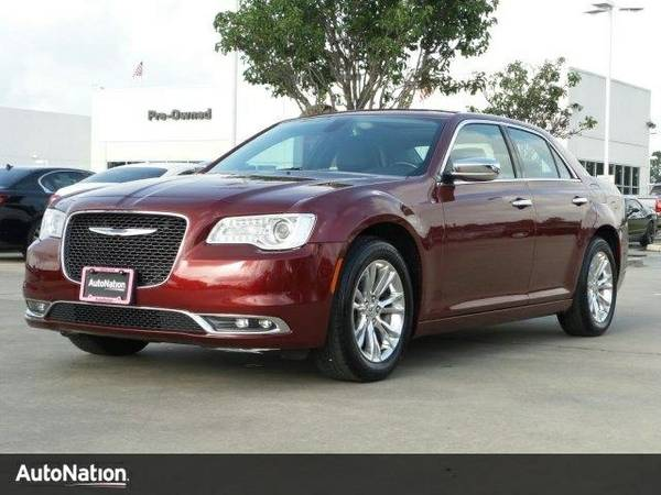 2016 Chrysler 300C 300C SKU:GH123458 Chrysler 300C 300C Sedan