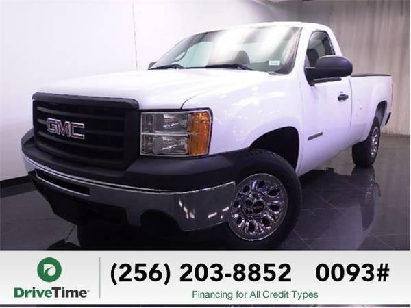 2012 *GMC Sierra 1500* - LOW DOWN-PAYMENT