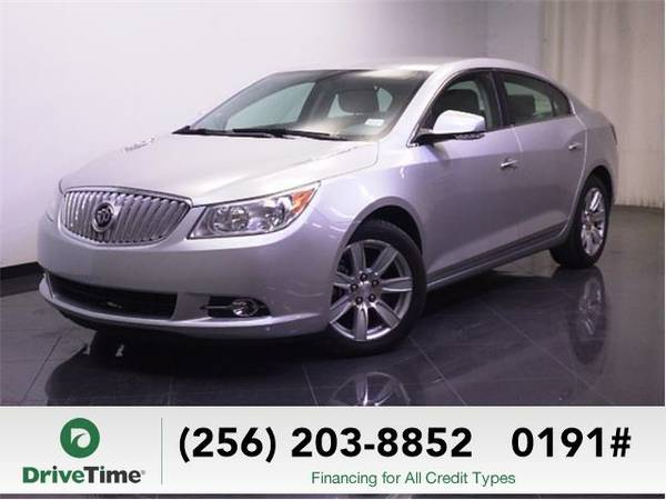 2010 *Buick LaCrosse* - LOW DOWN-PAYMENT