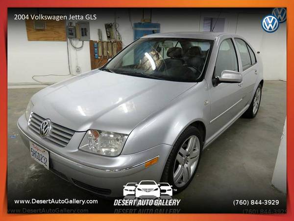 2004 Volkswagen Jetta GLS Sedan - VALUE PRICED TO SELL!