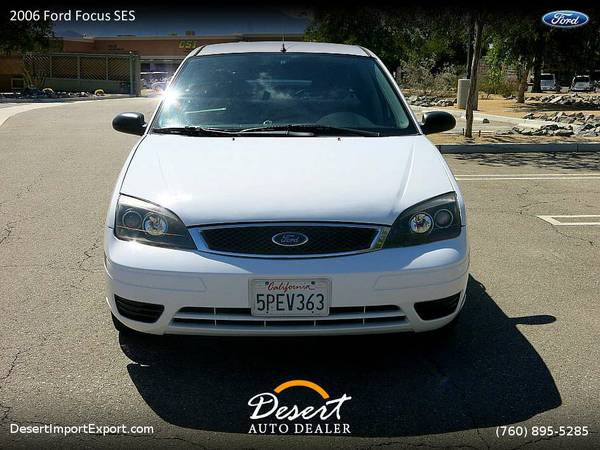 2006 Ford Focus SES Sedan at an EXCEPTIONAL VALUE
