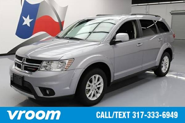 2016 Dodge Journey SXT 4dr SUV AWD SUV 7 DAY RETURN / 3000 CARS IN STO