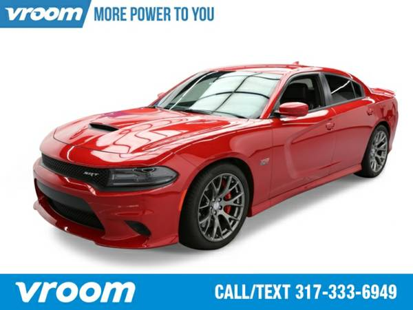 2015 Dodge Charger SRT 392 Sedan 7 DAY RETURN / 3000 CARS IN STOCK