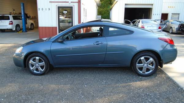 2006 Pontiac G6..GTP. .86000 MILES. .loaded. $5900