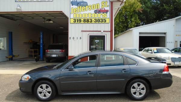 2010 chevrolet impala LT '107000 miles.$5999