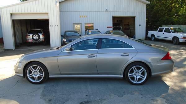 2006 Mercedes CLS 500 Excellent Condition 110K Miles $12500