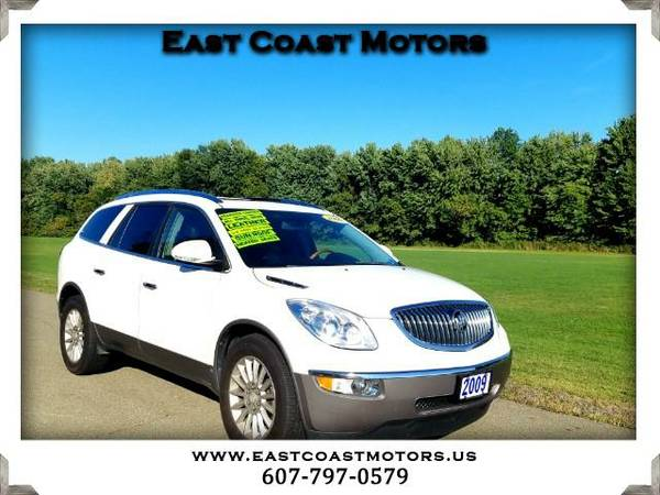 2009 Buick Enclave CXL AWD*HEATED LEATHER SEATS