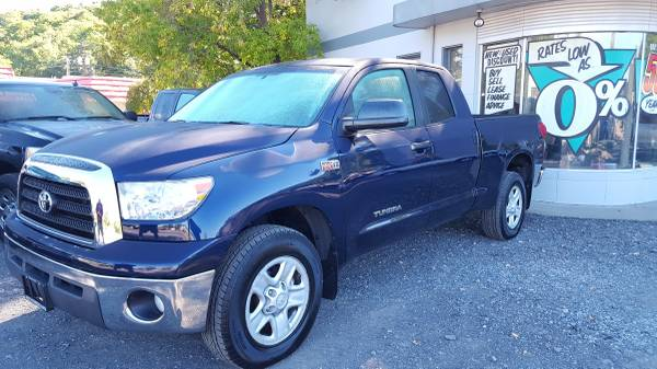2008 Toyota Tundra Double Cab Pickup 4D 4WD
