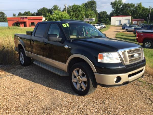 2007 Ford F150 KING RANCH 4x4