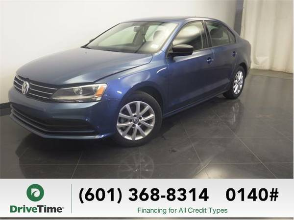 2015 *Volkswagen Jetta* - LOW DOWN-PAYMENT