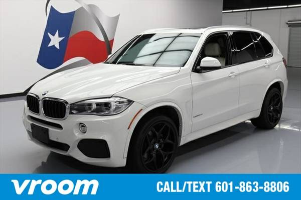 2015 BMW X5 xDrive35d 7 DAY RETURN / 3000 CARS IN STOCK