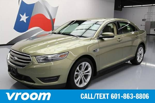 2013 Ford Taurus SEL 7 DAY RETURN / 3000 CARS IN STOCK