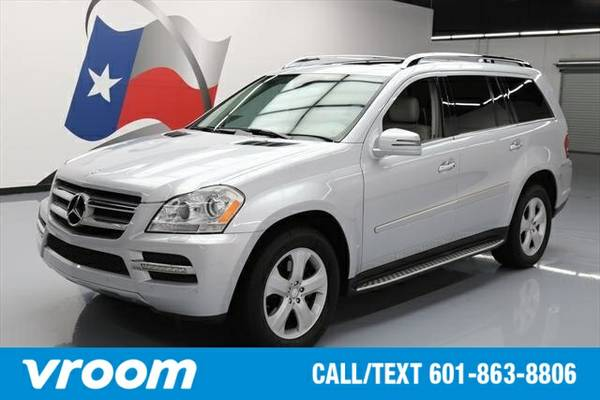 2012 Mercedes-Benz GL-Class GL450 4dr SUV SUV 7 DAY RETURN / 3000 CARS