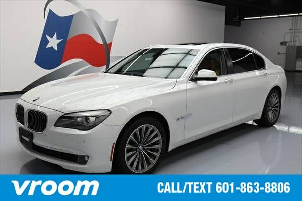2012 BMW 740 Li 7 DAY RETURN / 3000 CARS IN STOCK