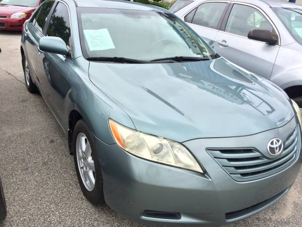 2007 Toyota Camry $600 Down!!! Guaranteed 5% Down Payment