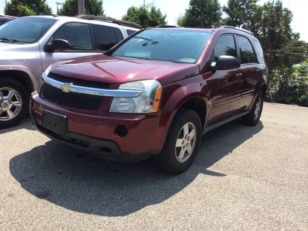2007 Chevy Equinox As Low As $600 Down!!