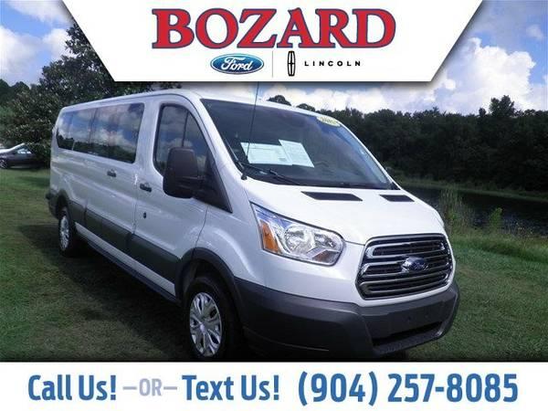 2015 Ford Transit Wagon XLT Van Transit Wagon Ford