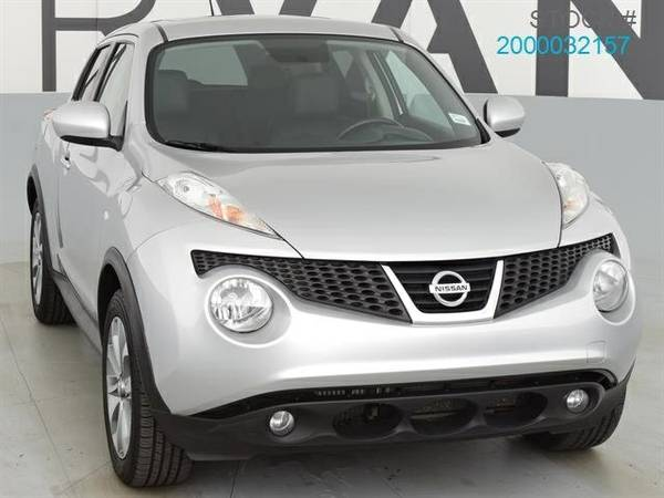 2013 Nissan Juke Wagon
