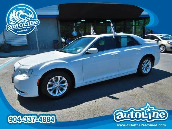 2015 Chrysler 300-Series Limited Sedan 300-Series Chrysler