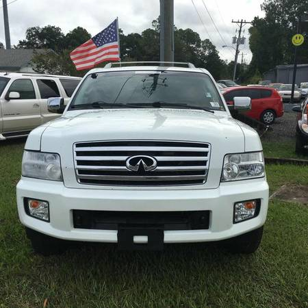 2005 *Infiniti* *QX56* Buy Here Pay Here 🚗 🏃