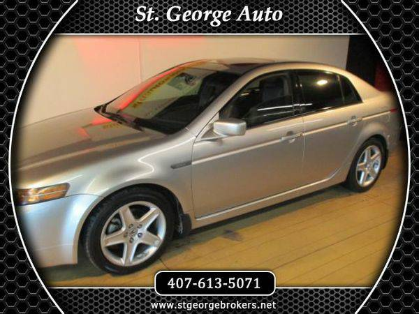 2006 *Acura* *TL* 5-Speed AT - Call or Text! Financing Available