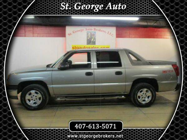 2003 *Chevrolet* *Avalanche* 1500 2WD - Call or Text! Financing Availa