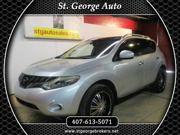 2009 *Nissan* *Murano* S AWD - Call or Text! Financing Available