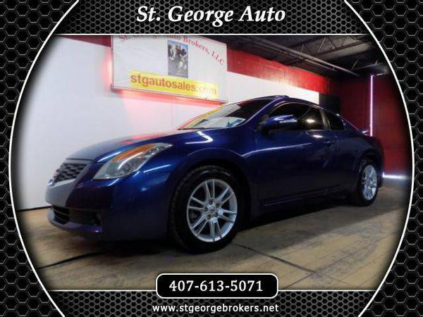 2008 *Nissan* *Altima* 3.5 SE Coupe - Call or Text! Financing Availabl