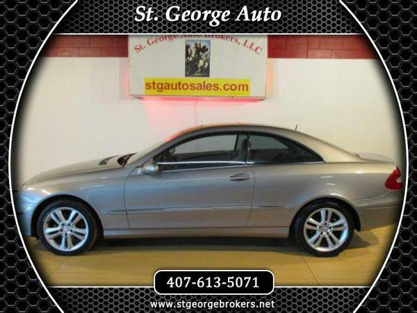 2006 *Mercedes-Benz* *CLK-Class* CLK350 Coupe - Call or Text! Financin