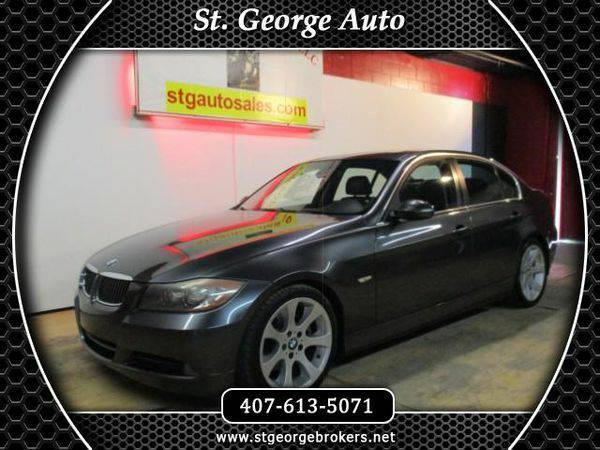 2006 *BMW* *3-Series* 330i Sedan - Call or Text! Financing Available