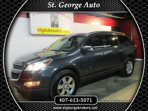 2010 *Chevrolet* *Traverse* LT1 FWD - Call or Text! Financing Availabl