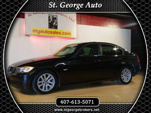 2006 *BMW* *3-Series* 325i Sedan - Call or Text! Financing Available