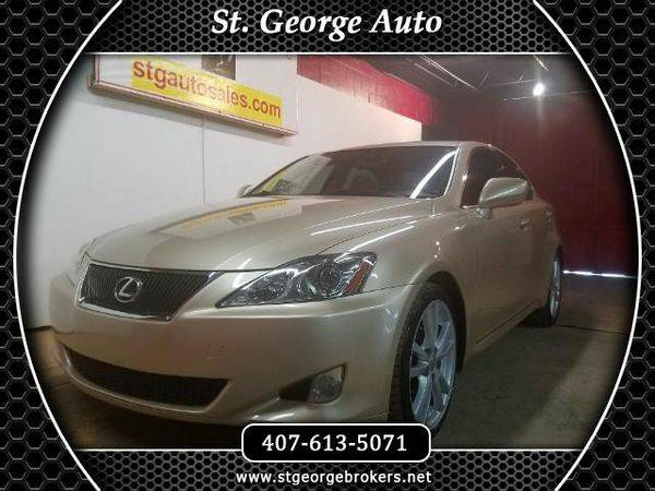 2007 *Lexus* *IS* IS 350 - Call or Text! Financing Available