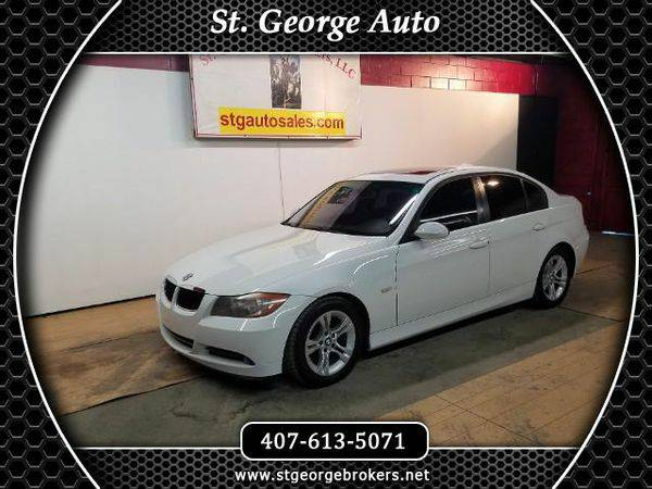 2008 *BMW* *3-Series* 328i - Call or Text! Financing Available