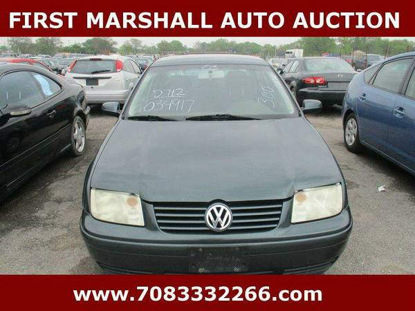 2003 Volkswagen Jetta Sedan GL - First Marshall Auto Auction