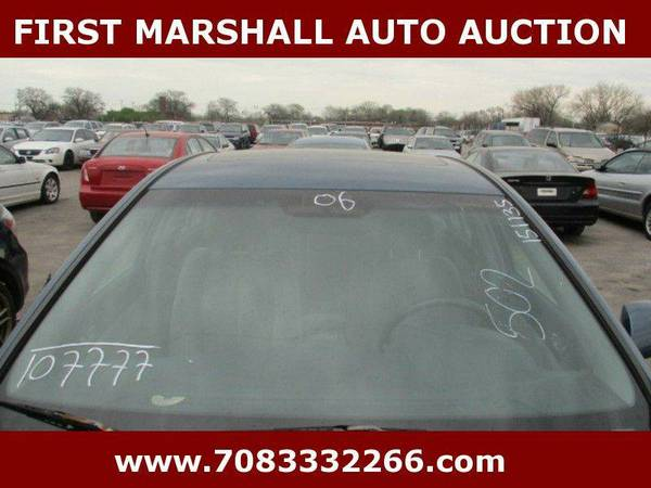 2006 Hyundai Sonata LX 4dr Sedan - First Marshall Auto Auction
