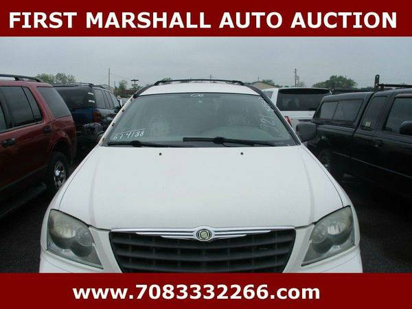 2006 Chrysler Pacifica Base 4dr Wagon - First Marshall Auto Auction